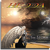 "HEDDA ""The Storm"" CD"